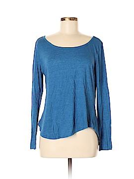 Curfew Long Sleeve T-Shirt Size L