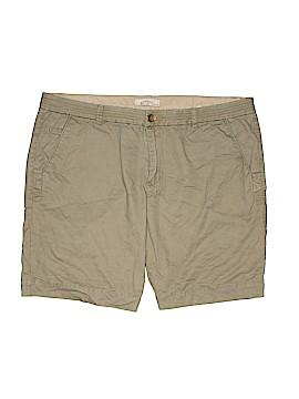 Natural Reflections Khaki Shorts Size 16