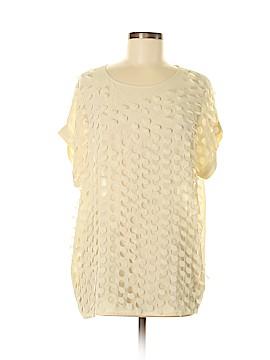 Topshop Short Sleeve Blouse Size 6