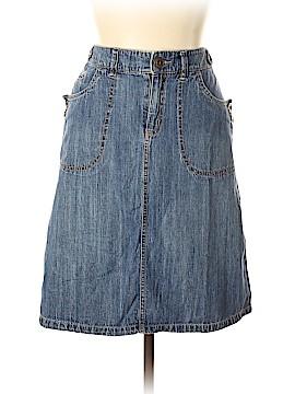 Bass Denim Skirt Size 10