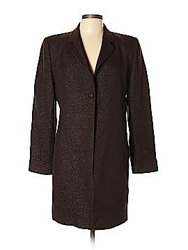 Linda Allard Ellen Tracy Wool Coat Size 12