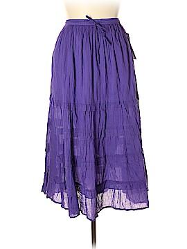 Jane Ashley Casual Skirt Size 1X (Plus)