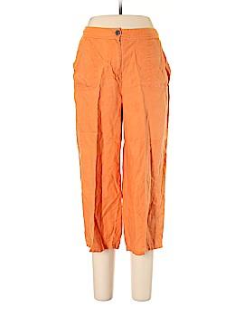 Chico's Linen Pants Size Lg (2.5)
