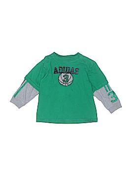Adidas Long Sleeve T-Shirt Size 3T