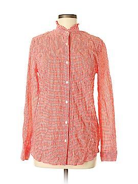 J. McLaughlin Long Sleeve Button-Down Shirt Size S