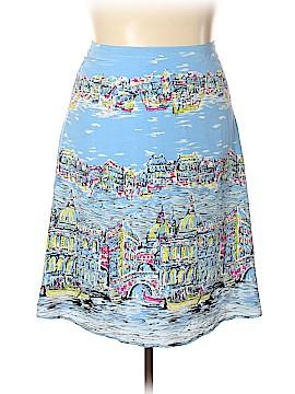 Silk Land Silk Skirt Size 18 (Plus)