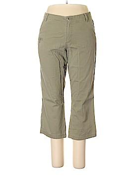 Columbia Khakis Size 12
