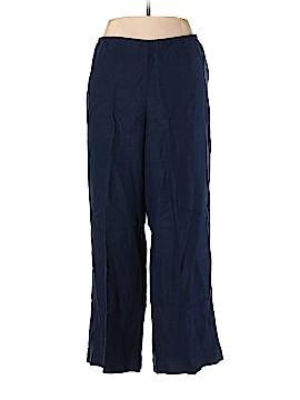J.jill Linen Pants Size XL (Petite)
