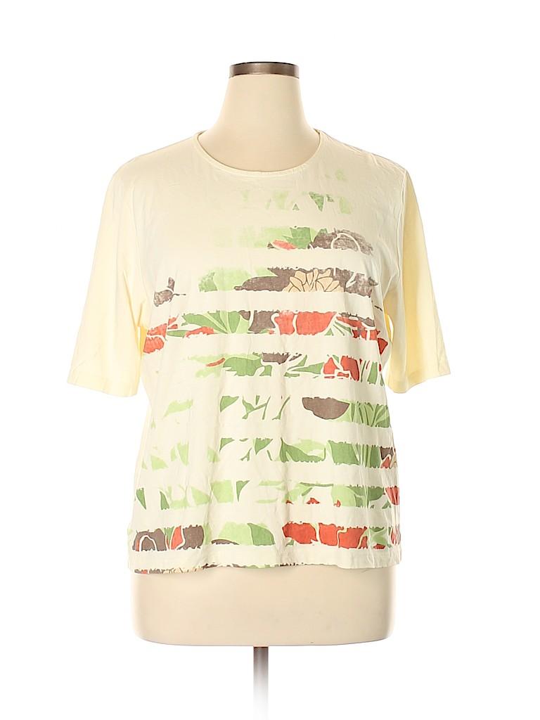 Orvis Women Short Sleeve T-Shirt Size XL