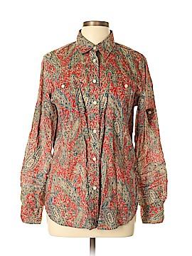 Ralph by Ralph Lauren Long Sleeve Button-Down Shirt Size L