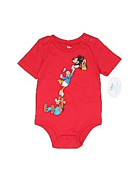 Disney Short Sleeve Onesie Size 12-18 mo