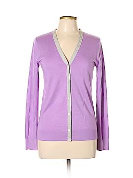 Saks Fifth Avenue Silk Cardigan Size L
