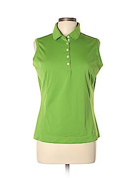 Nike Golf Sleeveless Polo Size L