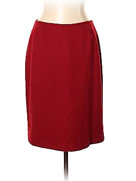 Tahari Wool Skirt Size 10