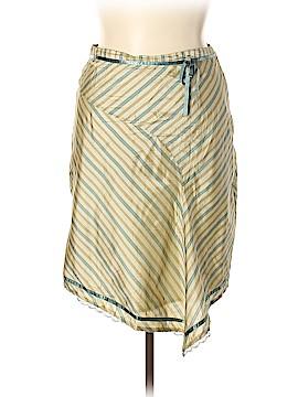 Odille Silk Skirt Size 14