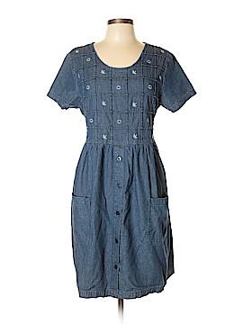 True Blue Casual Dress Size L