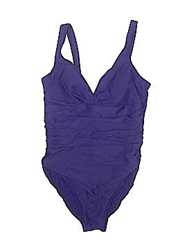 Trimshaper One Piece Swimsuit Size 14