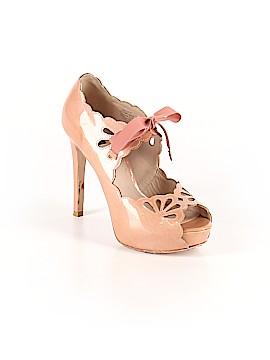 Joan & David Heels Size 7 1/2