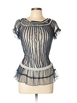 Nolita Short Sleeve Blouse Size L