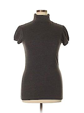 Vanity Short Sleeve Turtleneck Size XL