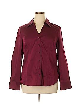 Fashion Bug Long Sleeve Blouse Size XL
