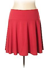 Lane Bryant Women Casual Skirt Size 20 (Plus)