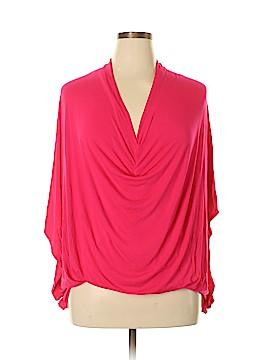 Cha Cha Vente Short Sleeve Top Size XL