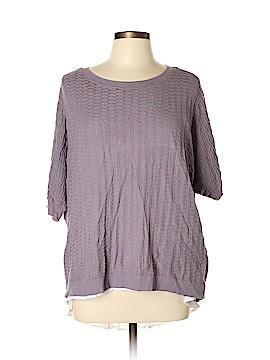 Simply Vera Vera Wang Pullover Sweater Size L