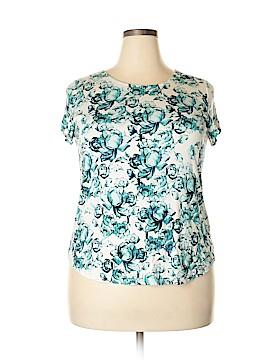 Alfani Short Sleeve Top Size XL (Petite)