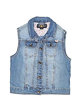 Lucy Denim Vest Size L (Youth)