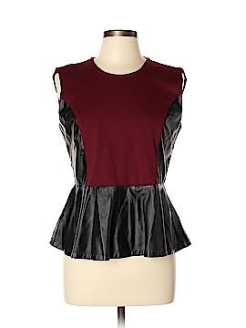 G by Giuliana Rancic Sleeveless Blouse Size L