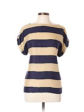 Talbots Short Sleeve Blouse Size 14