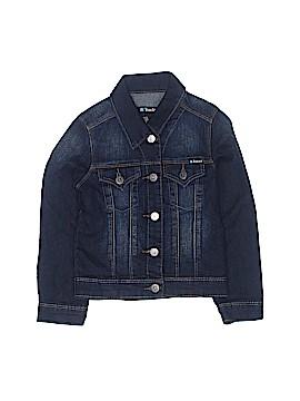 Tractor Denim Jacket Size 6