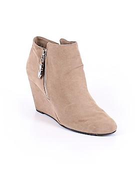 BCBG Paris Ankle Boots Size 8 1/2
