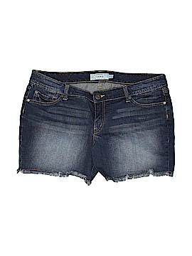Torrid Denim Shorts Size 16 (Plus)