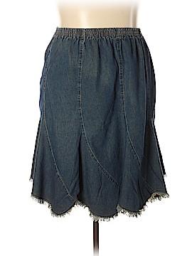 Venezia Denim Skirt Size 18 (Plus)