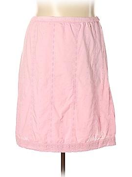 Denim & Co Casual Skirt Size 1X (Plus)