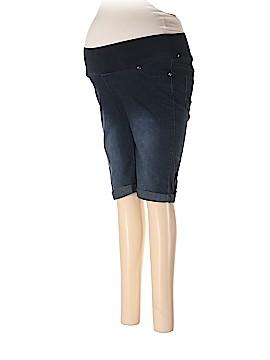 Oh! Mamma Denim Shorts Size M (Maternity)