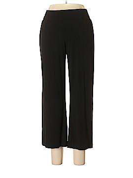 Black Saks Fifth Avenue Dress Pants Size L