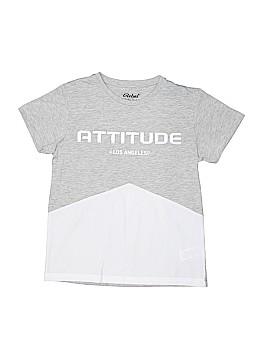 Rebel Short Sleeve T-Shirt Size 9