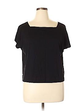 Eileen Fisher Short Sleeve Top Size XL