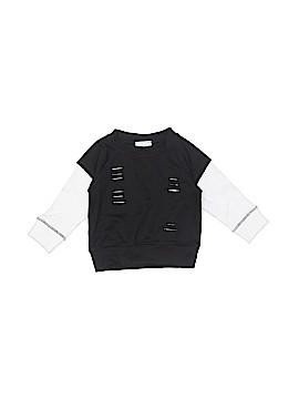 Bottlecapps Sweatshirt Size 12 mo
