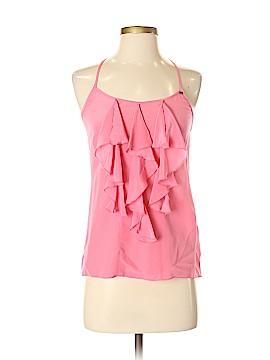 Guess Sleeveless Silk Top Size S