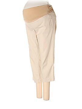 Ann Taylor LOFT Khakis Size 4 (Maternity)