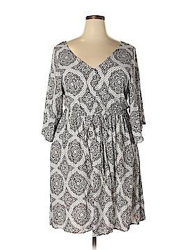 Torrid Casual Dress Size 2X (2) (Plus)