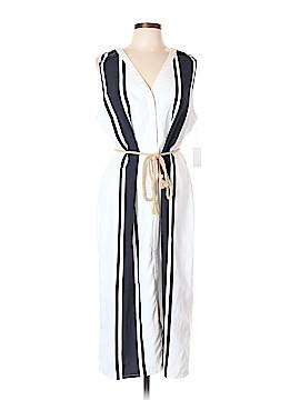 Ecru Casual Dress Size XL