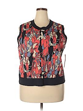 RACHEL Rachel Roy Vest Size 3X (Plus)