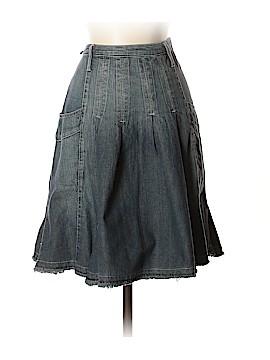 MNG Denim Skirt Size 4