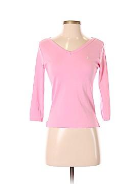 Ralph Lauren Sport 3/4 Sleeve Top Size S