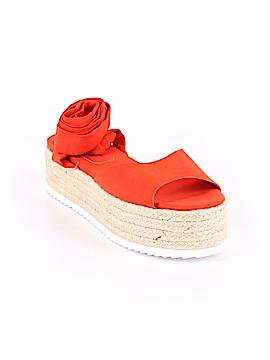 Wild Diva Sandals Size 8